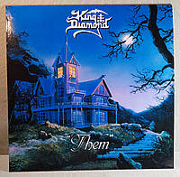 CD диск King Diamond - Them
