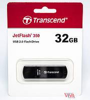 USB флешка Transcend JetFlash 350 32GB (TS32GJF350)