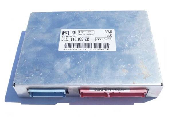Электронный блок управления ЭБУ GM 2111-1411020-20, фото 2
