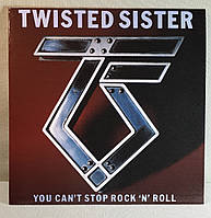 CD диск Twisted Sister - You Can't Stop Rock 'n' Roll