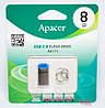 USB флешка Apacer AH111 8 Gb Blue