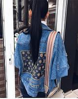 Куртка джинсовая женская Луи  Реплика