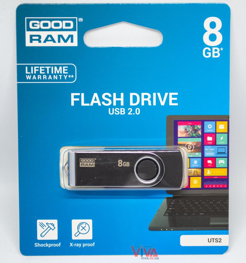 USB флешка GOODRAM Twister 8 GB, фото 1