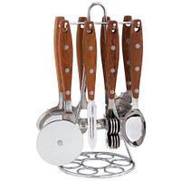 Набор кухонных инструментов Holzern 8 предметов Krauff 29-44-141