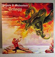 CD диск Yngwie J. Malmsteen - Trilogy