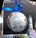 Заготівля пінопластова Куля (10 див), фото 2