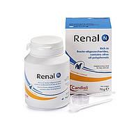 Порошок Candioli Renal N Кандіолі Ренал Н для котів і собак лікування ХНН 70 гр