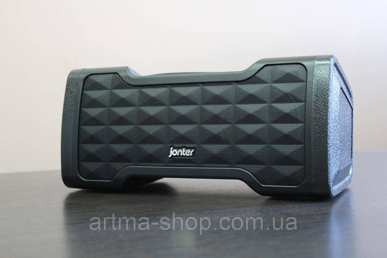 Беспроводная портативная колонка Jonter M91 (Защита от воды IPX5/24W/Original)