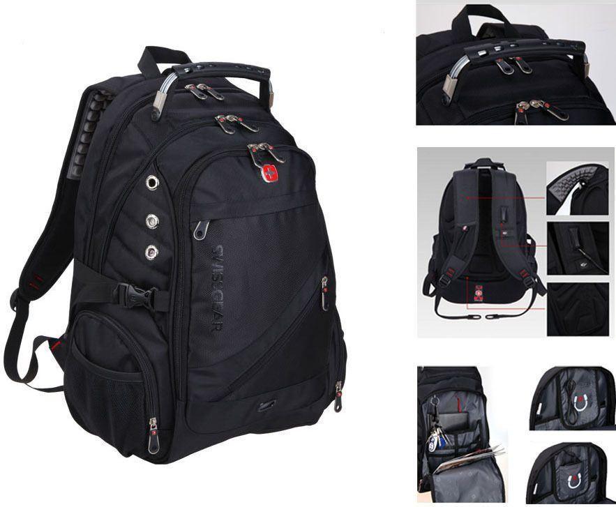 Швейцарский рюкзак SwissGear Wenger 8810  + дождевик