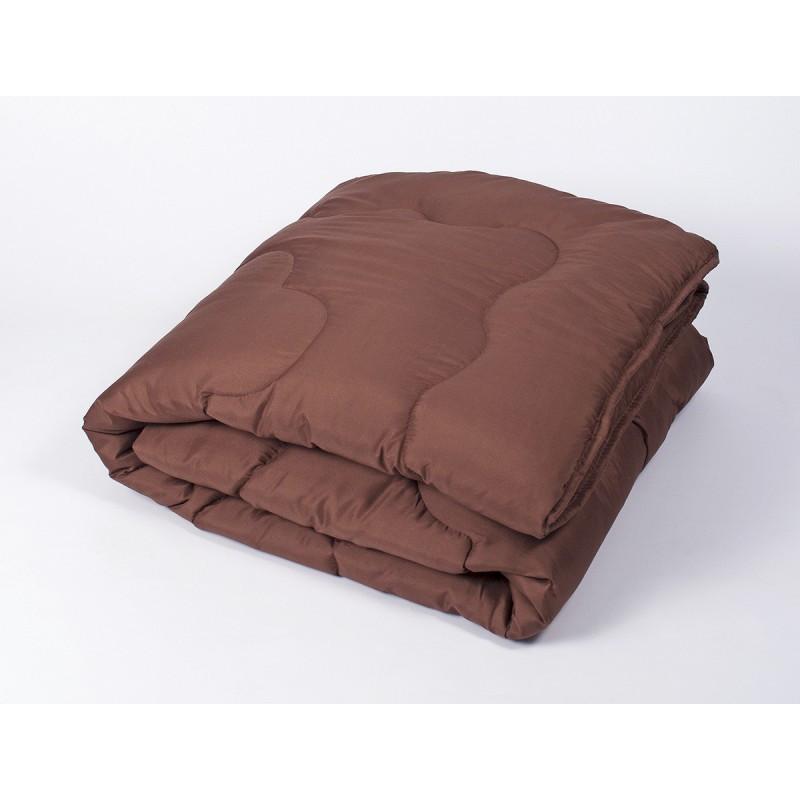 Одеяло Lotus - Comfort Wool 195*215 коричневый евро оптом