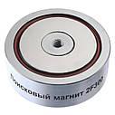 Туристический набор для полупрофи - поисковый магнит НЕПРА 2F300+сумка+20м трос+карабин, фото 9