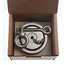 Туристический набор для полупрофи - поисковый магнит НЕПРА 2F300+сумка+20м трос+карабин, фото 10