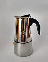Гейзерная кофеварка Krauff 26-203-003 300 мл