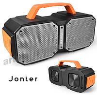 Беспроводная портативная колонка Jonter M83 (Защита от воды IPX5/40W/Original), фото 1