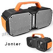 Беспроводная портативная колонка Jonter M83 (Защита от воды IPX5/40W/Original)