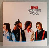 CD диск Slade - nobody's Fools