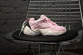 Кроссовки женские NIKE M2K Tecno pink