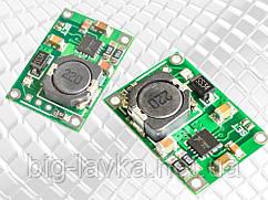 Контроллер заряда аккумуляторов 18650 TP5100 2A