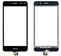 Сенсорный экран (тачскрин) Huawei Y5 (2017) Black