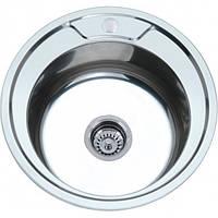 Кухонная Мойка Platinum 490 Polish