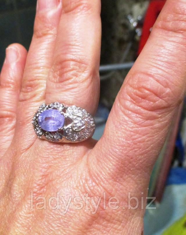 купити олександрит натуральний прикраси перстень кільце