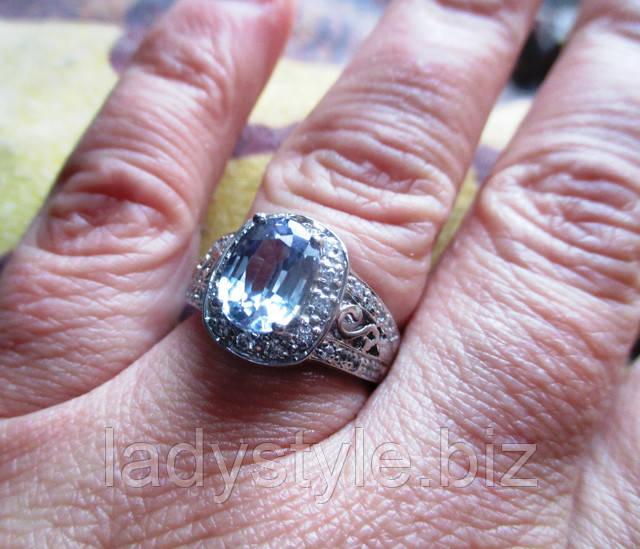 купить серебро перстень кольцо александрит натуральный