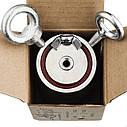 Поисковый неодимовый магнит НЕПРА 2F120 двухсторонний, ОРИГИНАЛ в УКРАИНЕ!, фото 8