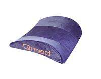 Ортопедическая подушка с эффектом памяти под спину LUMBAR Qmed КМ-09