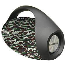 Портативная Bluetooth колонка HOPESTAR H31 (Камуфляж) + ПОДАРОК: Настенный Фонарик с регулятором BL-8772A, фото 2
