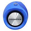 Портативная Bluetooth колонка HOPESTAR H26 (Синяя)  + ПОДАРОК: Настенный Фонарик с регулятором BL-8772A, фото 2