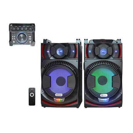 Комплект мощной акустики Ailiang UF-1051-DT 400W с USB/Bluetooth, фото 2