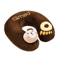 Детская ортопедическая подушка с эффектом памяти для путешествий KID TRAVELLING Qmed КМ-11