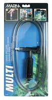 Очиститель грунта вакуумный универсальный с подкачкой Hagen Marina