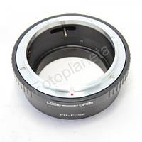 Адаптер переходник Canon EOS-M - Canon FD для Canon EF/EF-S