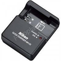 Зарядное устройство для фотоаппарата Nikon MH-23 MH23  для аккумуляторов EN-EL9, EN-EL9a, EN-EL9e Nikon D40 D4