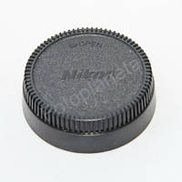 Задняя крышка  объектива Nikon F