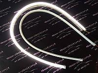 45 см Гибкие Дневные Ходовые Огни Белые / Flexible DRL White