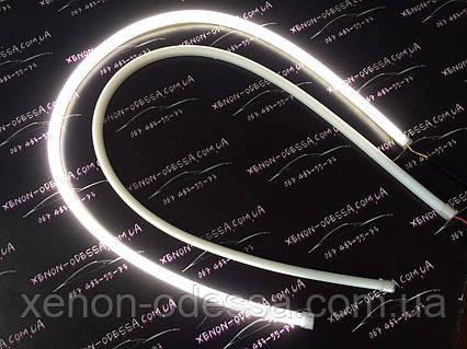 45 см Гибкие Дневные Ходовые Огни Белые / Flexible DRL White, фото 2