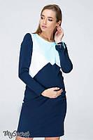 Удобное платье для беременных denise с секретом для кормления xs Юла мама