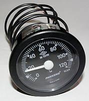 Капиллярный термометр 120С Pakkens d52