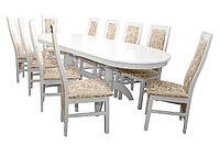 """Мебель для столовых из натурального дерева  """"Консул + Карина"""""""