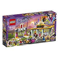 Конструктор Лего  Френдс Оригинал Передвижной ресторан LEGO Friends 41349