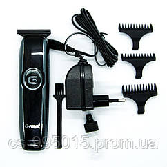 Беспроводная машинка для стрижки волос и бороды GEMEI GM-6050