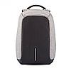Рюкзак антивор Bobby с USB Grey | Оригинал, фото 2