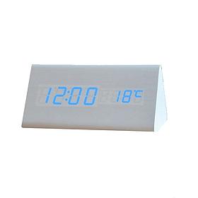 Настольные часы VST 861-6 под дерево White | Оригинал