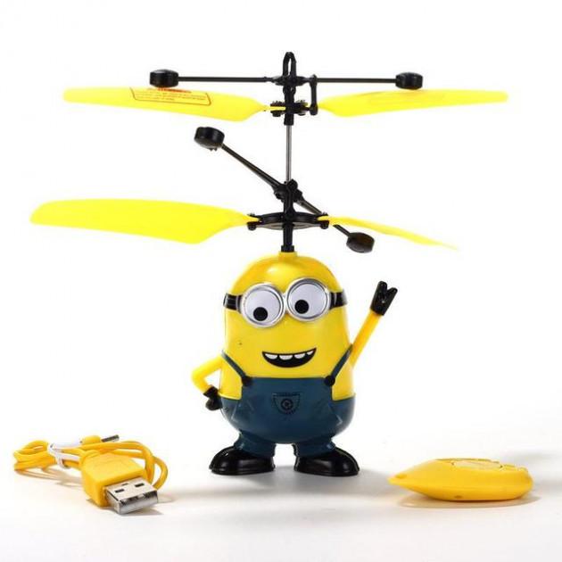 Летающая игрушка Airset Миньон Р388 Yellow | Оригинал