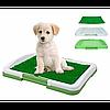 Туалет для собак Puppy Potty Pad 3 уровня | Оригинал, фото 2