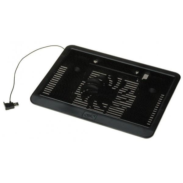 Подставка-кулер для ноутбука Notebook Cooler N19 с охлаждением | Оригинал