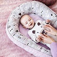 Кокон-позиционер (гнездышко) для новорожденных