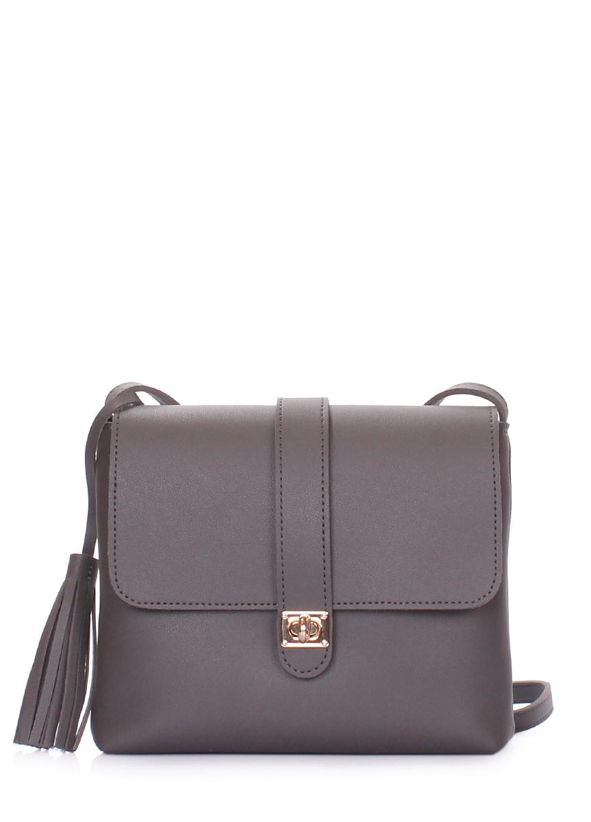 Женская сумочка с ремнем на плечо